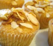 Muffin – Cupcakes caramellati all'arancia