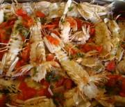 Cicale di mare al forno