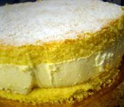 Torta paradiso (tipo Kinder)
