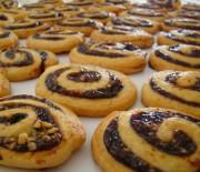 Girelle biscotto alla marmellata