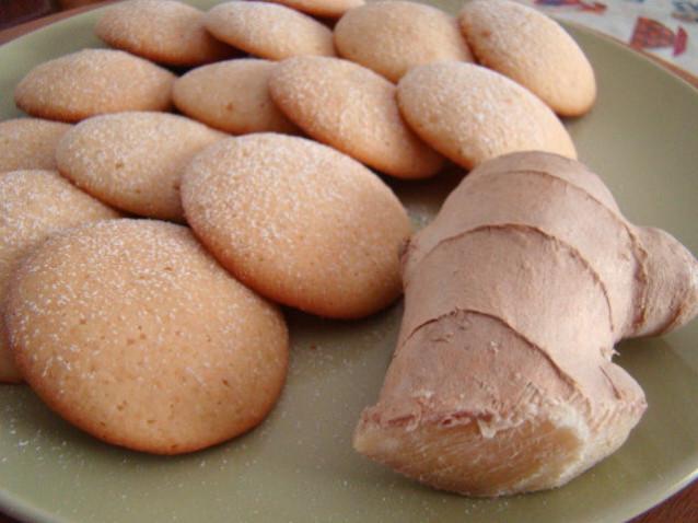 Zenzero fresco ricette dolci