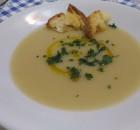Potage di finocchi e patate