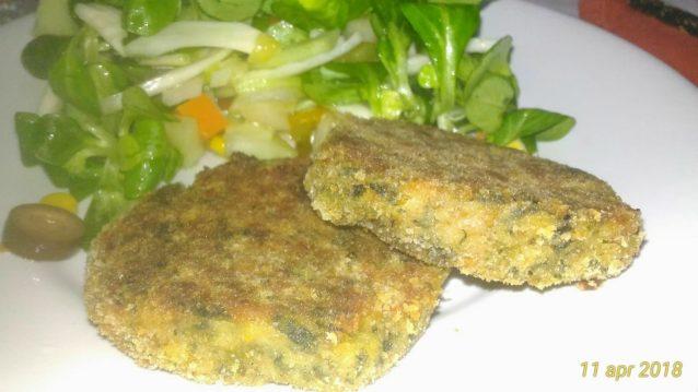 Amato Hamburger di spinaci e mortadella — Cose di Cucina YQ26