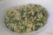 Risotto di spinaci